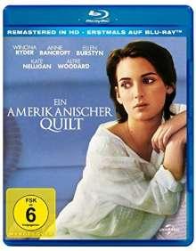 Ein amerikanischer Quilt (Blu-ray), Blu-ray Disc