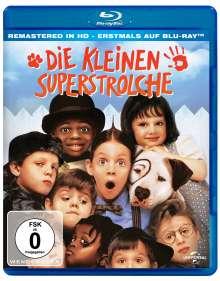 Die kleinen Superstrolche (Blu-ray), Blu-ray Disc