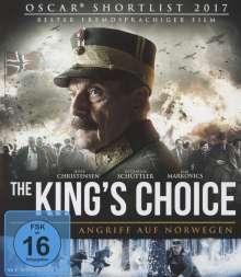 The King's Choice - Angriff auf Norwegen (Blu-ray), Blu-ray Disc