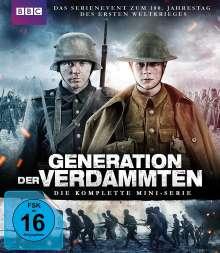 Generation der Verdammten (Blu-ray), Blu-ray Disc