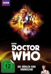 Doctor Who - Die Höhlen von Androzani, 2 DVDs