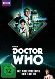 Doctor Who - Die Auferstehung der Daleks, 2 DVDs