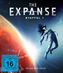 The Expanse Staffel 1 (Blu-ray), 2 Blu-ray Discs