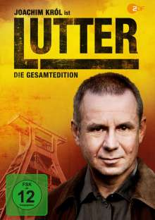 Lutter - Die Gesamtedition, 3 DVDs
