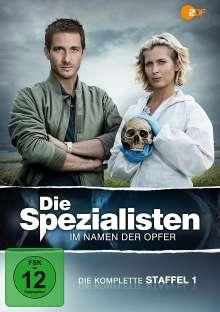 Die Spezialisten - Im Namen der Opfer Staffel 1, 3 DVDs