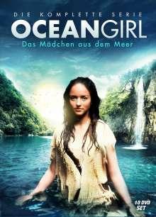 Ocean Girl - Das Mädchen aus dem Meer (Komplette Serie), 10 DVDs