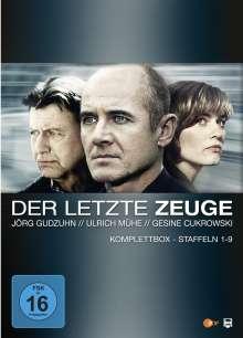 Der letzte Zeuge (Komplettbox), 26 DVDs