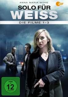 Solo für Weiss - Die Filme 1-3, 3 DVDs