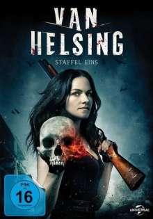 Van Helsing Staffel 1, 4 DVDs