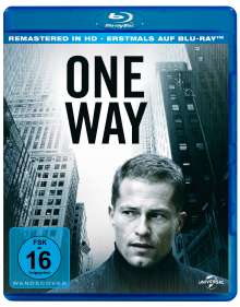 One Way (Blu-ray), Blu-ray Disc