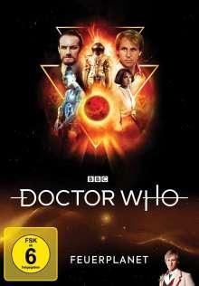 Doctor Who - Fünfter Doktor: Feuerplanet, 2 DVDs