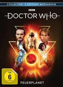 Doctor Who - Fünfter Doktor: Feuerplanet (Mediabook), 2 DVDs