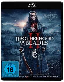 Brotherhood of Blades 2 (Blu-ray), Blu-ray Disc