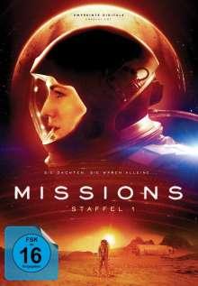 Missions Staffel 1, 2 DVDs
