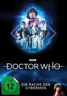 Doctor Who - Vierter Doktor: Die Rache der Cybermen, 2 DVDs