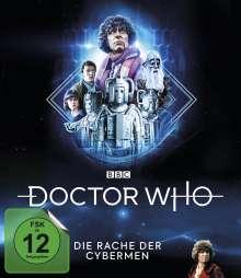 Doctor Who - Vierter Doktor: Die Rache der Cybermen (Blu-ray), 2 Blu-ray Discs