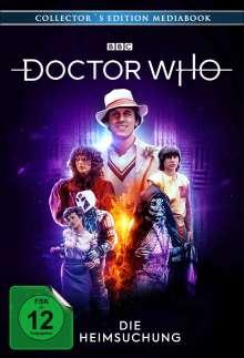 Doctor Who - Fünfter Doktor: Die Heimsuchung (Blu-ray & DVD im Mediabook), Blu-ray Disc