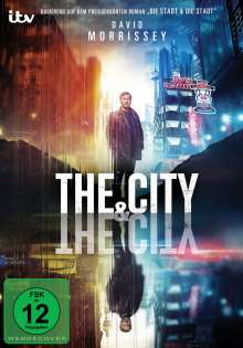 The City & the City, 2 DVDs