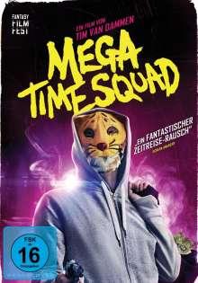 Mega Time Squad, DVD