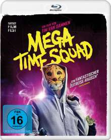 Mega Time Squad (Blu-ray), Blu-ray Disc