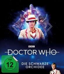 Doctor Who - Fünfter Doktor: Die schwarze Orchidee (Blu-ray), Blu-ray Disc