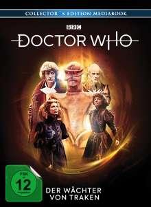 Doctor Who - Vierter Doktor: Der Wächter von Traken (Blu-ray & DVD im Mediabook), 1 Blu-ray Disc und 2 DVDs