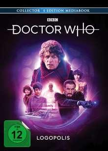 Doctor Who - Vierter Doktor: Logopolis (Blu-ray & DVD im Mediabook), 1 Blu-ray Disc und 2 DVDs