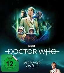 Doctor Who - Fünfter Doktor: Vier vor Zwölf (Blu-ray), 2 Blu-ray Discs