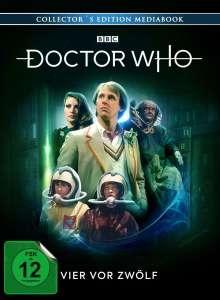 Doctor Who - Fünfter Doktor: Vier vor Zwölf (Blu-ray & DVD im Mediabook), 1 Blu-ray Disc und 2 DVDs