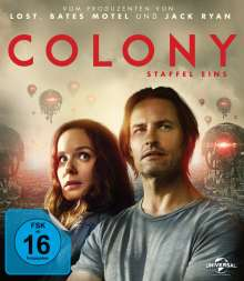 Colony Staffel 1 (Blu-ray), 2 Blu-ray Discs
