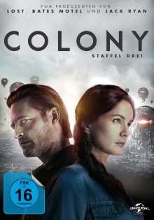 Colony Staffel 3, 4 DVDs