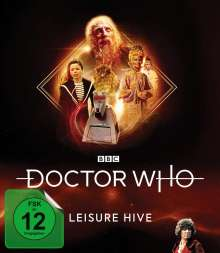 Doctor Who - Vierter Doktor: Leisure Hive (Blu-ray), 2 Blu-ray Discs