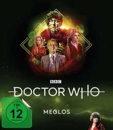 Doctor Who - Vierter Doktor: Meglos (Blu-ray), Blu-ray Disc