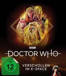 Doctor Who - Vierter Doktor: Verschollen im E-Space (Blu-ray), 2 Blu-ray Discs