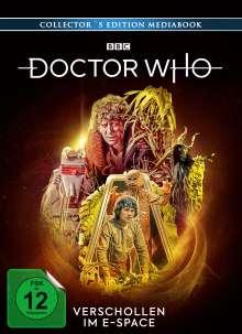 Doctor Who - Vierter Doktor: Verschollen im E-Space (Blu-ray & DVD im Mediabook), 1 Blu-ray Disc und 2 DVDs