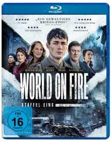 World On Fire Staffel 1 (Blu-ray), 2 Blu-ray Discs
