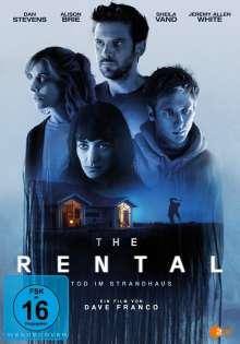 The Rental, DVD