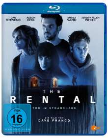 The Rental (Blu-ray), Blu-ray Disc