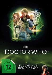 Doctor Who - Vierter Doktor: Flucht aus dem E-Space, 2 DVDs