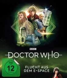 Doctor Who - Vierter Doktor: Flucht aus dem E-Space (Blu-ray), 2 Blu-ray Discs