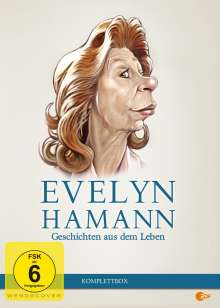 Evelyn Hamann - Geschichten aus dem Leben (Komplettbox), 14 DVDs