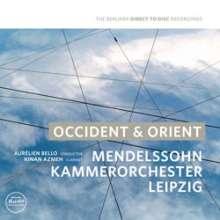 Mendelssohn Kammerorchester Leipzig - Occident & Orient (Direct to Disc Recording/nummerierte Auflage), LP
