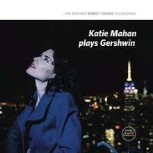 Katie Mahan plays Gershwin (180g), LP
