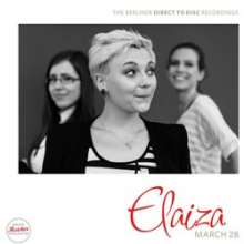 """Elaiza: March 28 (180g) (Limited Numbered Edition) (inkl. ESC-Song """"Is It Right""""), LP"""