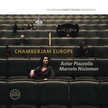 Chamberjam Europe - Astor Piazzolla / Marcelo Nisiman (180g), LP