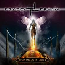 Psyco Drama: From Ashes To Wings, CD