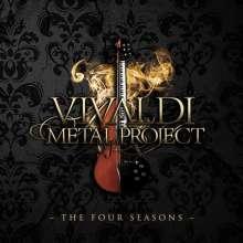 Vivaldi Metal Project: The Four Seasons, CD