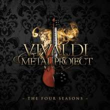 Vivaldi Metal Project: The Four Seasons (180g) (Limited Edition), 2 LPs