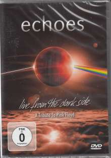 Echoes: Live From The Dark Side: A Tribute To Pink Floyd, DVD