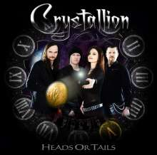 Crystallion: Heads Or Tails, CD